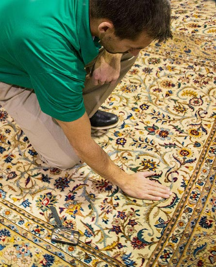 Professional Area and Oriental Rug Cleaning by Saratoga Chem-Dry in Saratoga Springs NY